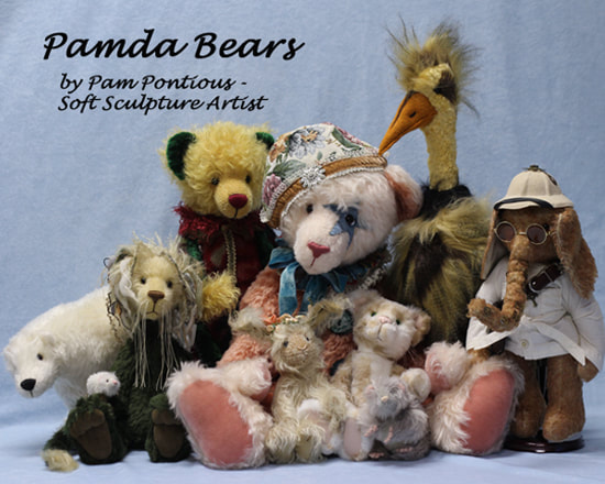 Pamda Bears Banner